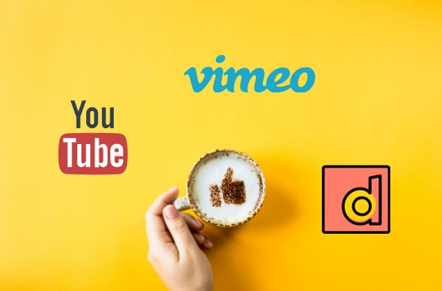 Vimeo vs. YouTube vs. Dailymotion
