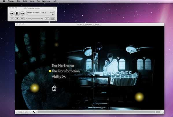 Playback all kind of DivX content in your Mac.