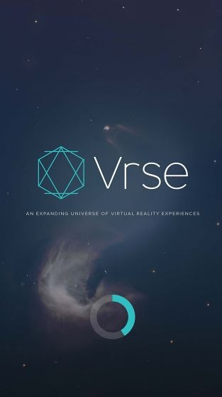 VRSE app screenshot