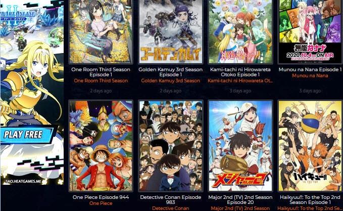 anime freak website