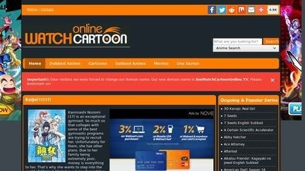 watch cartoons online website