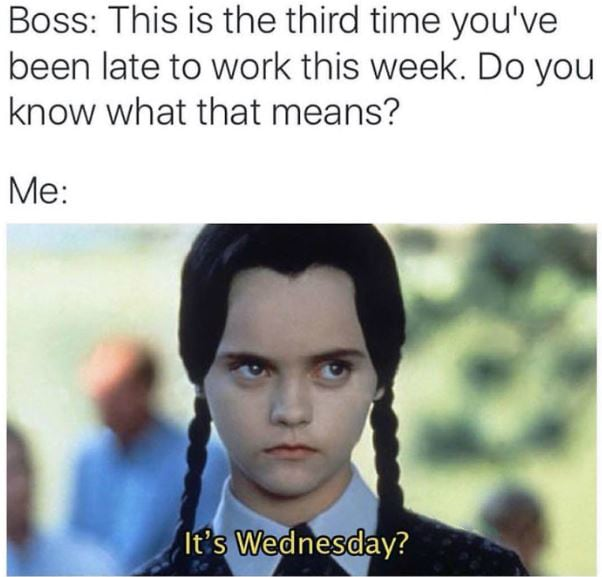 Es Miércoles