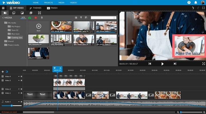 Servizio Online Gratuito per Accorciare Video