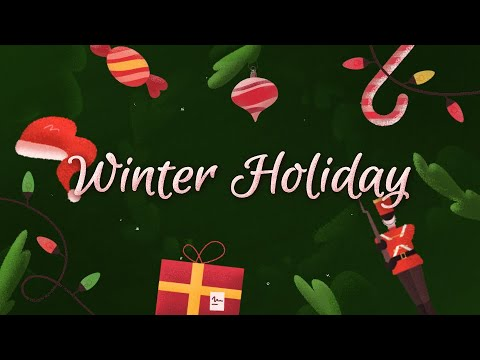 Winter Holiday Effects from Filmstock