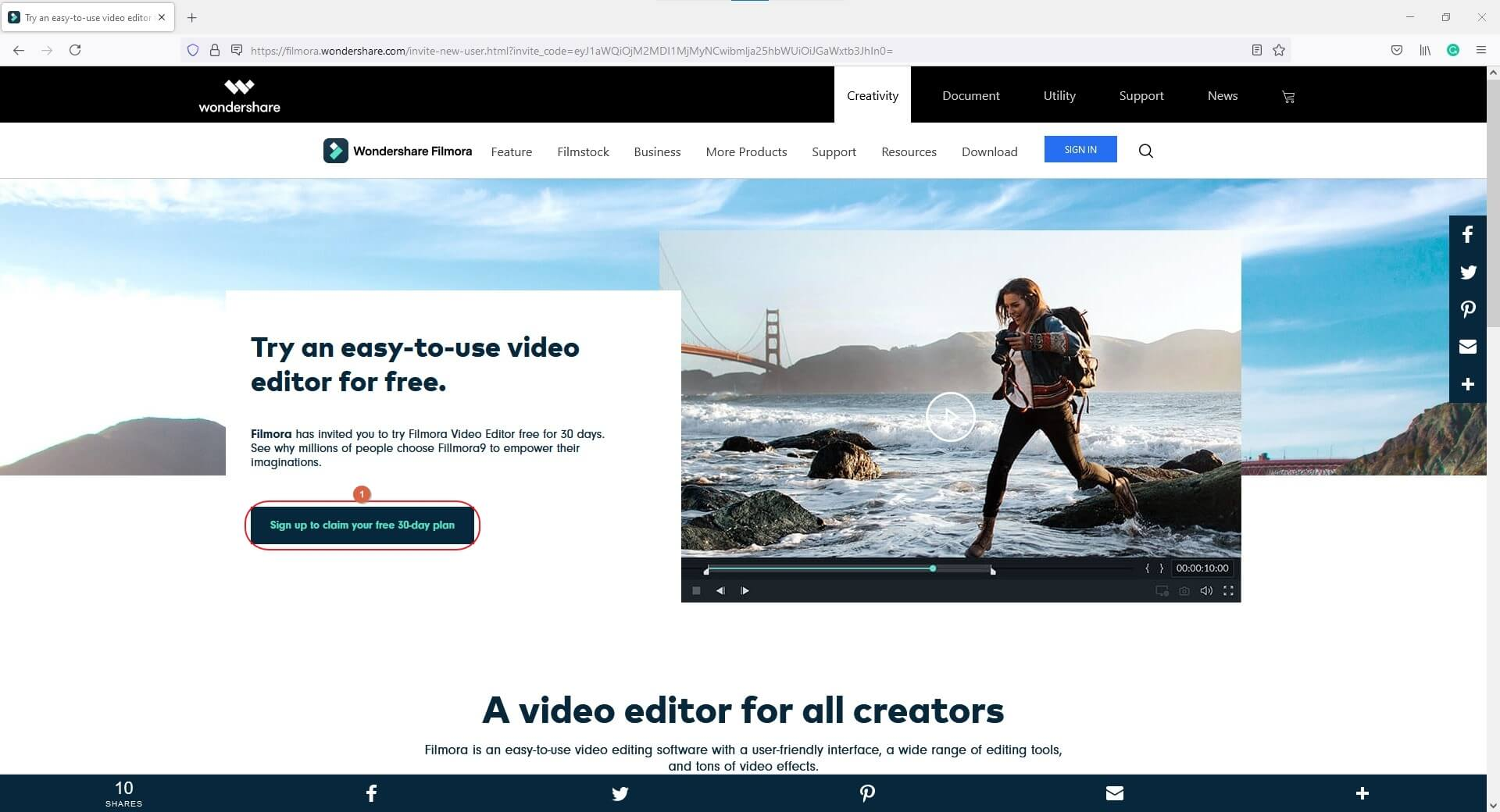 Get Wondershare Filmora without Crack Link