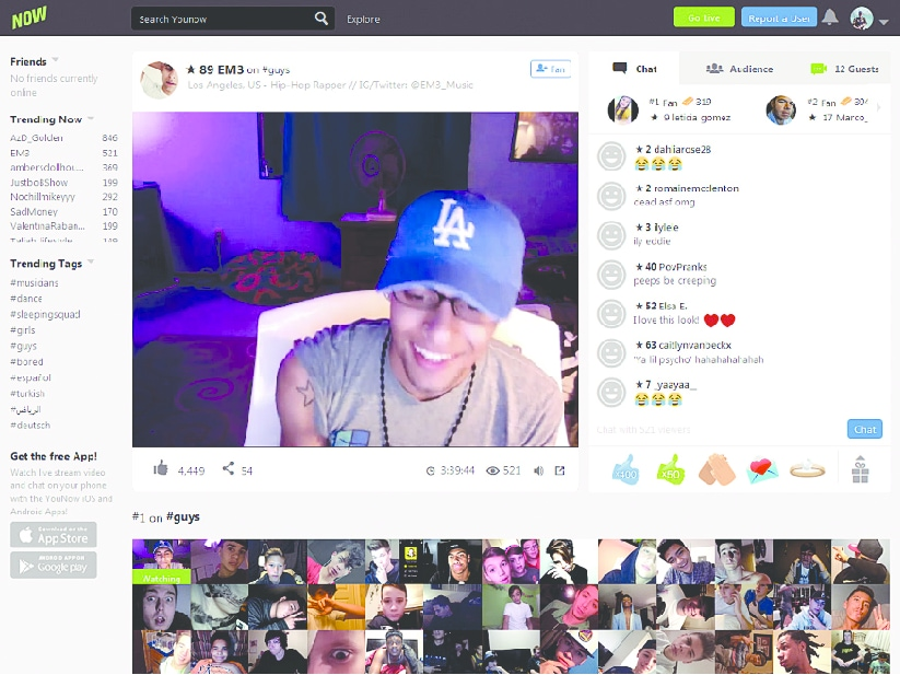 younow-poster
