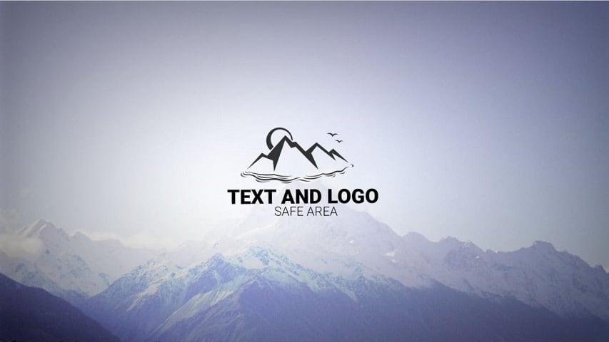 Travel Banner 1: Alpine Getaway