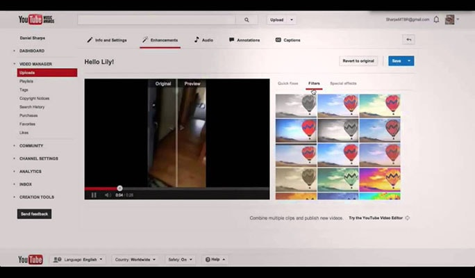 youtube quality - Youtube Video Bewerben