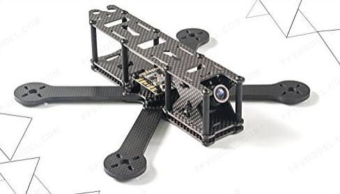zmr x-210 carbon fiber frame kit