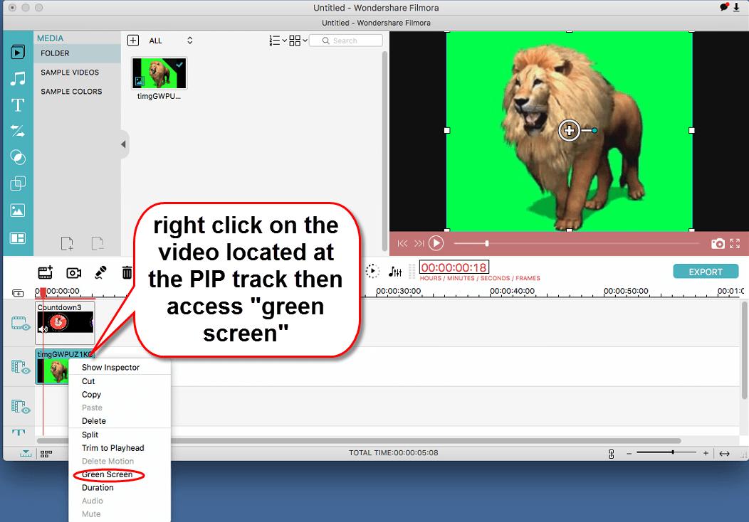filmora key for mac