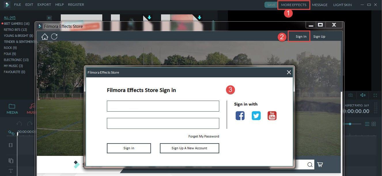 login-effect-store