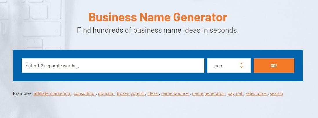 NameBounce