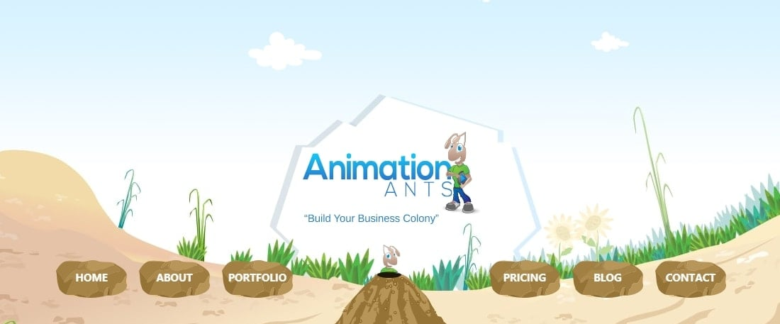 business animation