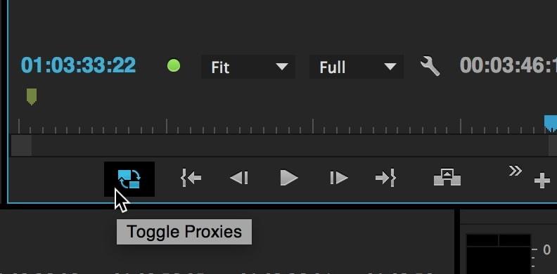 Edit Proxies