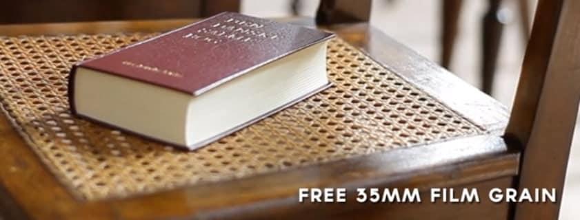 Free 35mm Film Grain