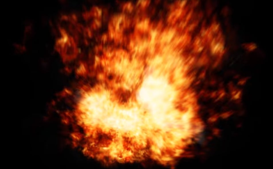 Free Explosion Stock Footage