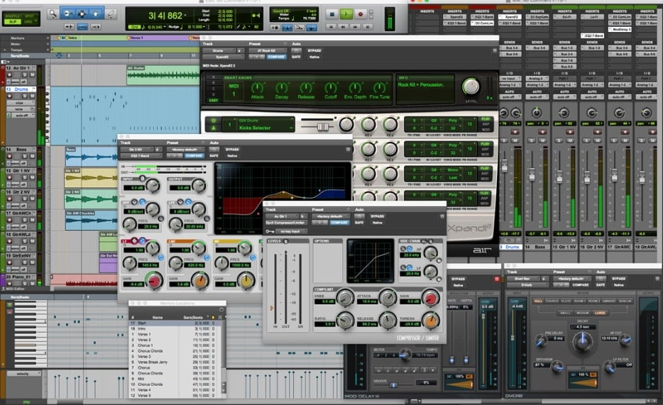 kostenlose DAW software Pro Tools First