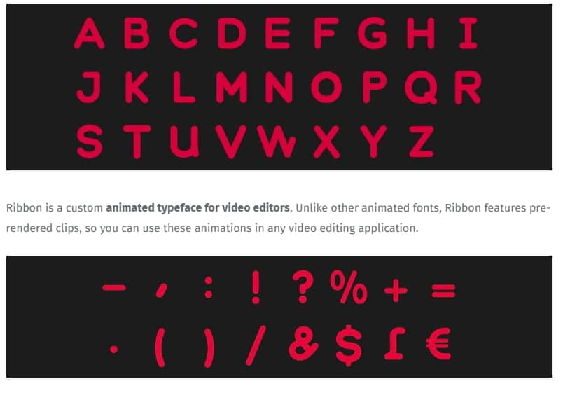 10 Best Animated Fonts to Make Your Video Fabulous