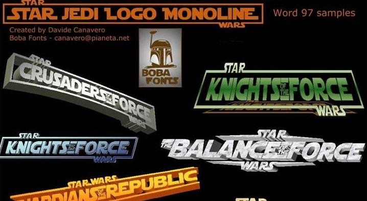 Star Jedi Logo