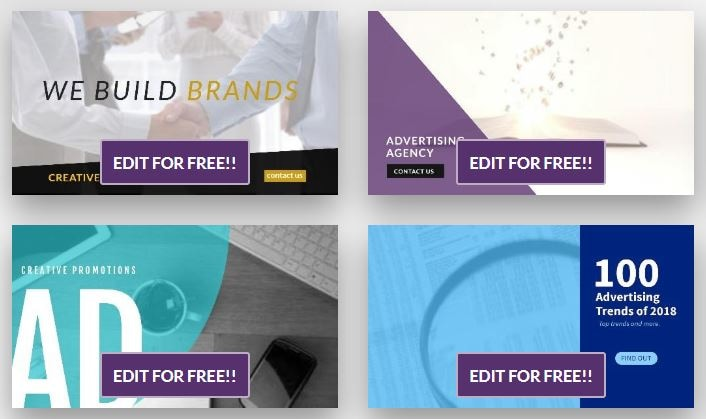 Advertising Agency Video Templates