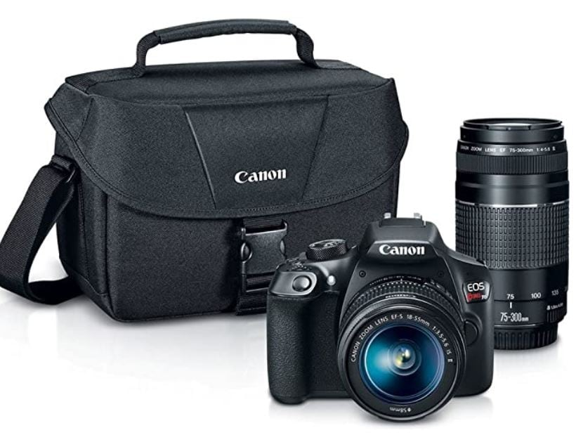Canon Digital SLR Camera Kit
