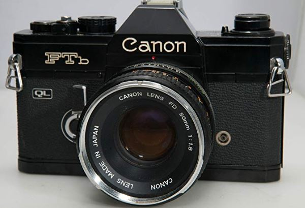 Canon FT B FTb QL 35mm Camera