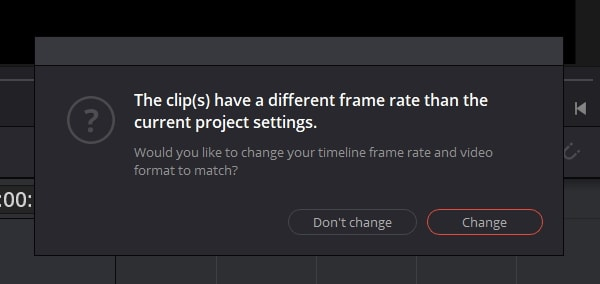 import DaVinci resolve 3