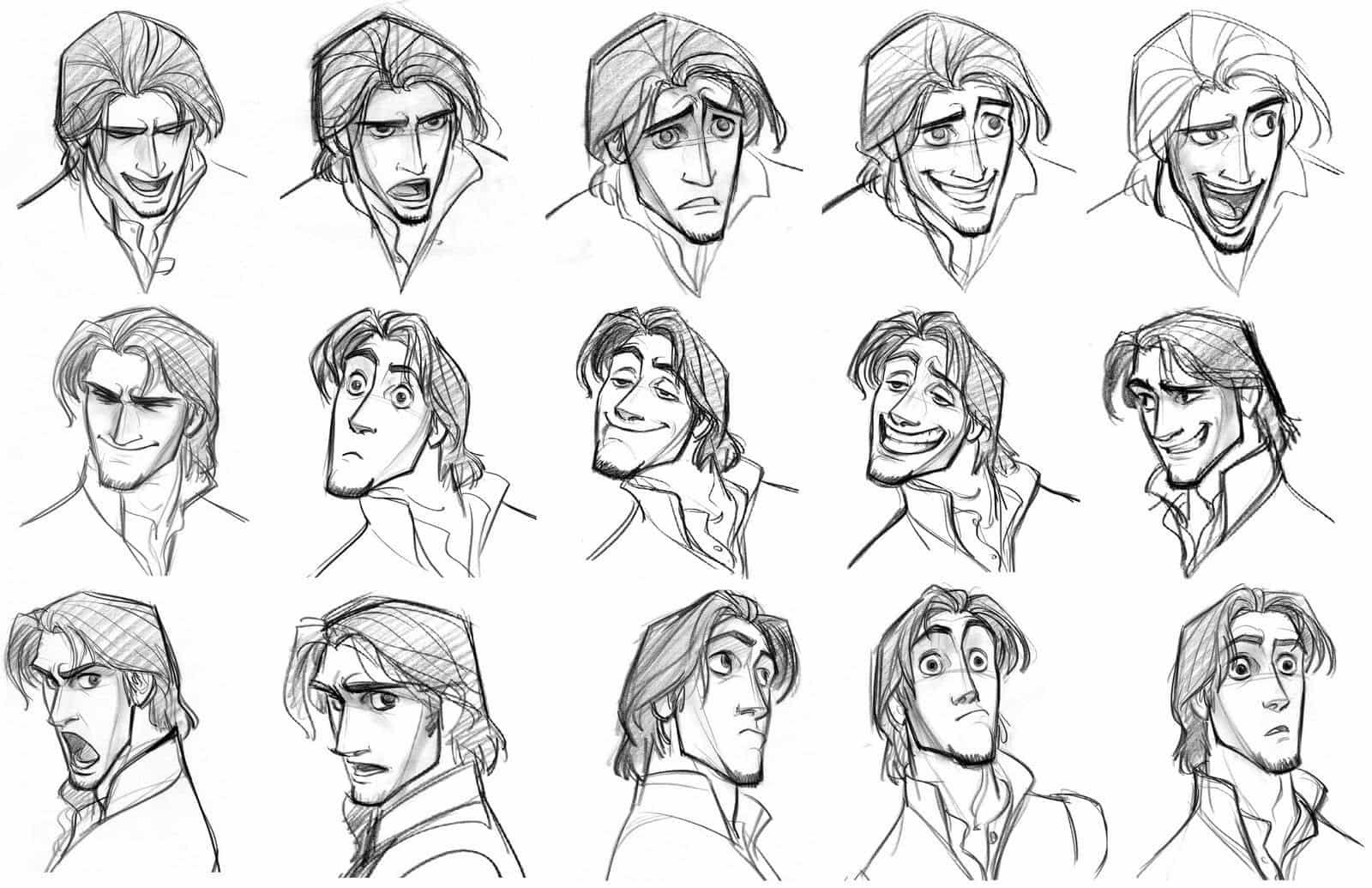 2D draw animation
