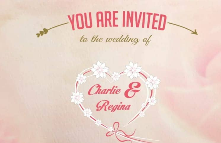 The Free Wedding Invitation Video