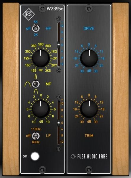 RS-W2395c by Fuse Audio Labs