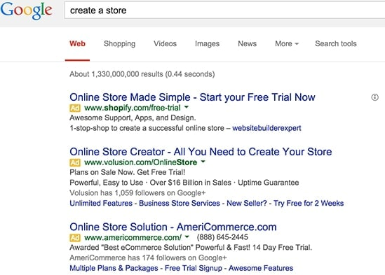 Use Online Ads