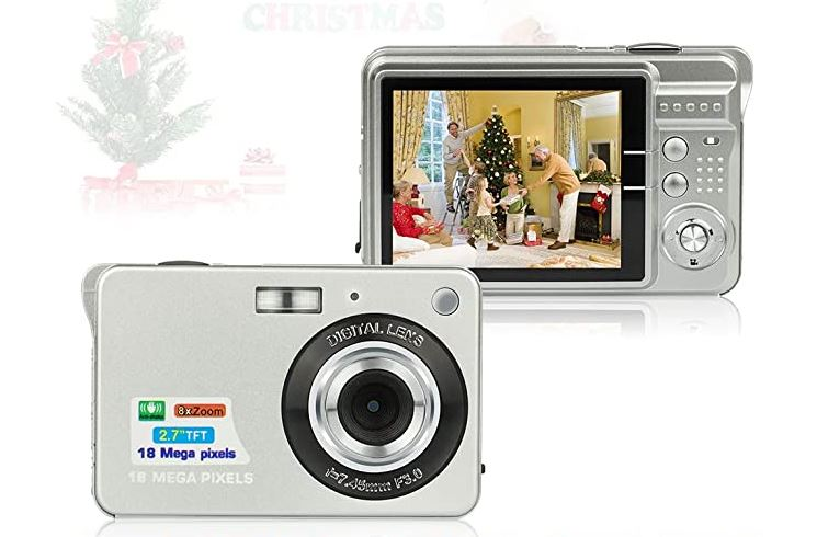 HD Mini Digital Cameras for Kids