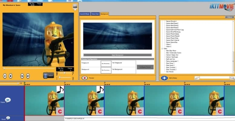stop motion animation software free windows 7