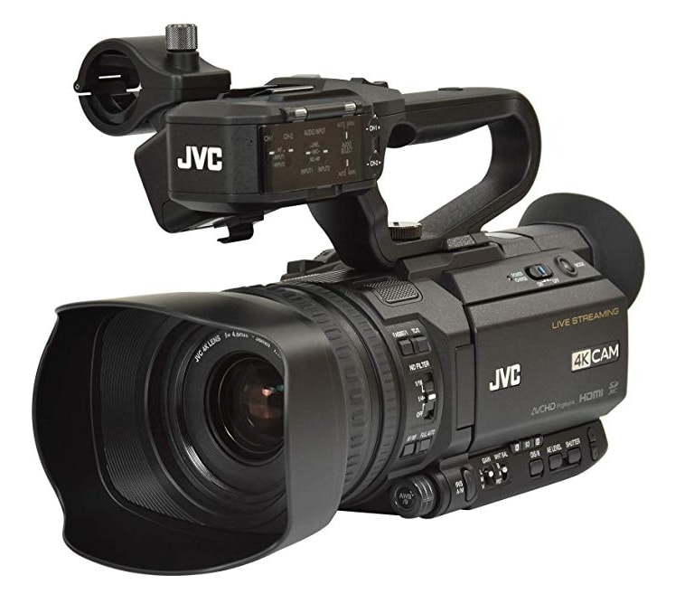 JVC GY-HM250U Ultra 4K