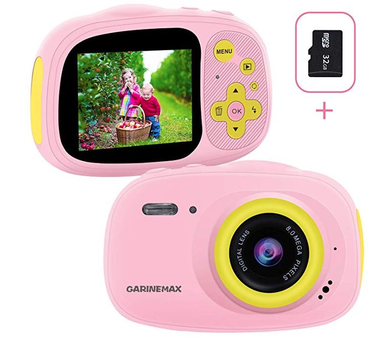 Kids HD 1080P Underwater Camera