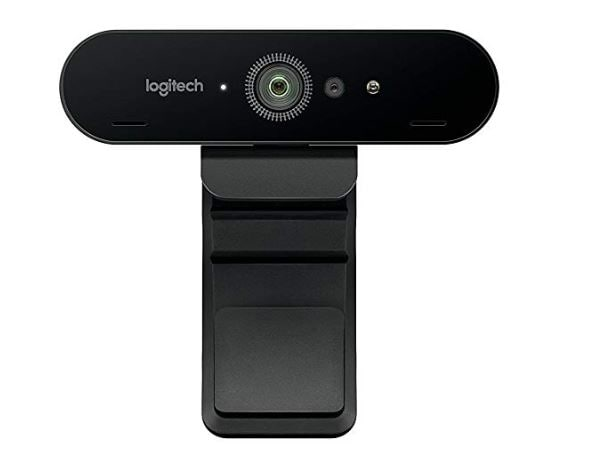 Logitech BRIO HD Webcam para vídeo