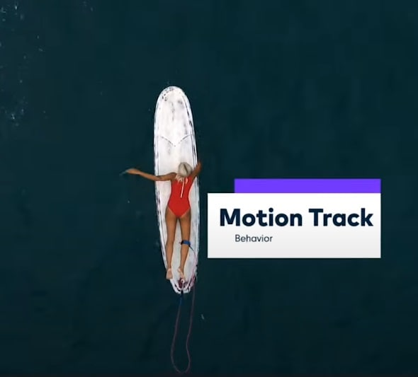 motion track