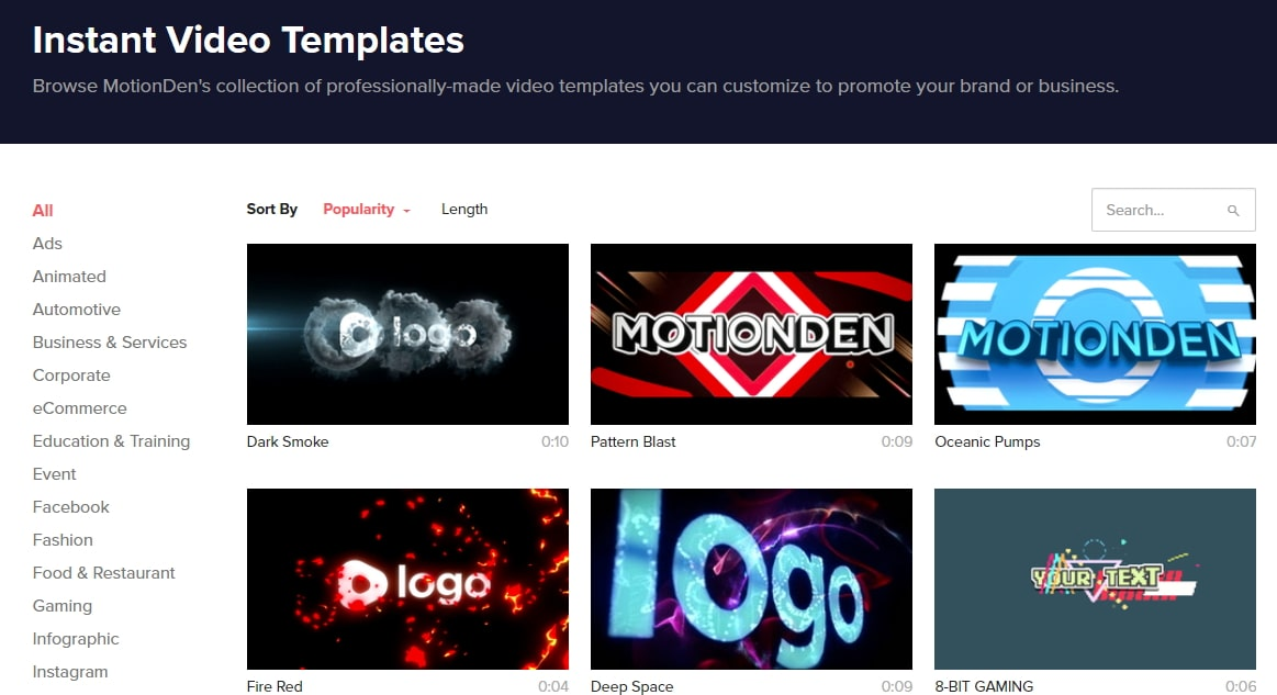 Recommended: 10 Animated Logo Maker to Make Logo Quickly
