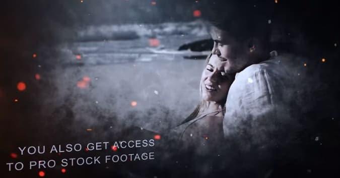 Cinematic Movie Trailer Vorlage