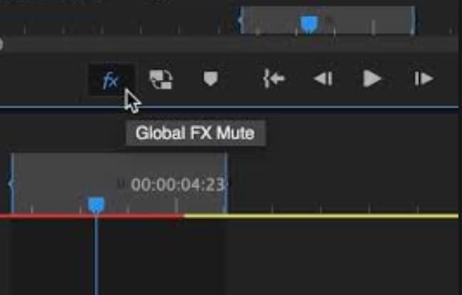 Mute FX