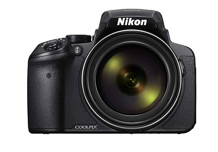 Nikon COOLPIX P900 bridge camera