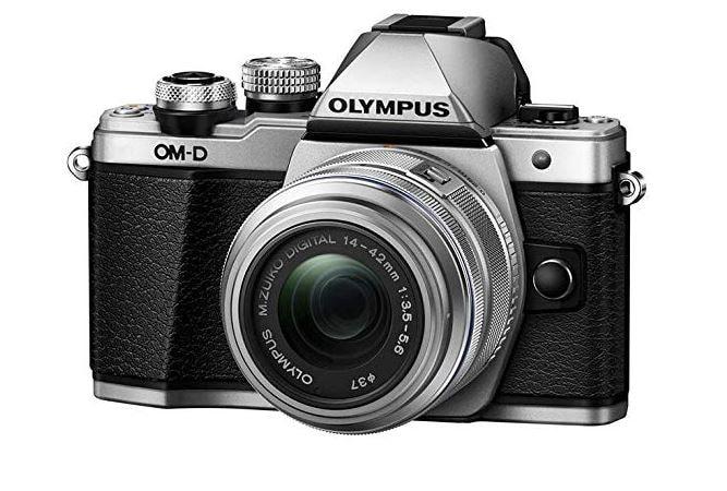 Olympus OM-D E-M10 Mark II Mirrorless Camera