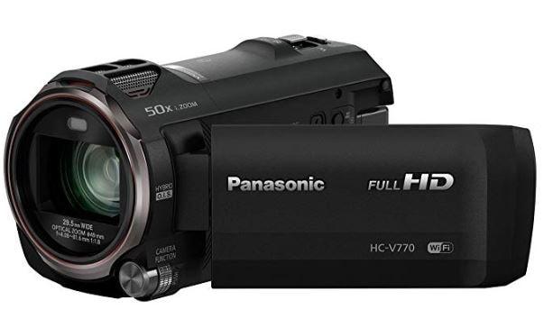 Videocamera Panasonic HC-V770 HD