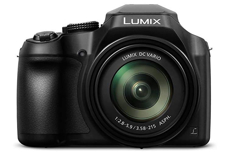 PANASONIC Lumix FZ80 4K Bridge Camera