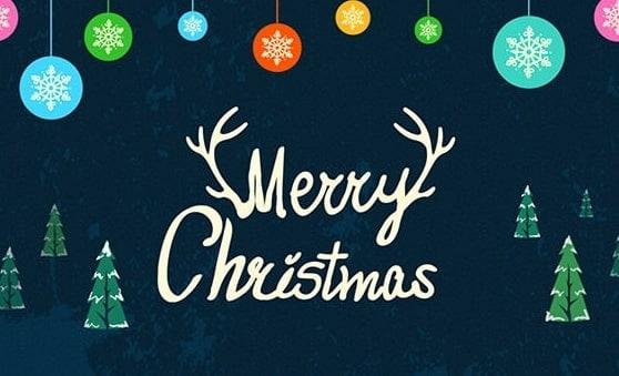 Powerpoint:  créer une carte vidéo de Noël