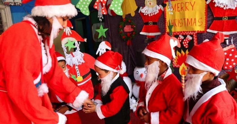 Celebrazione del Natale a Scuola