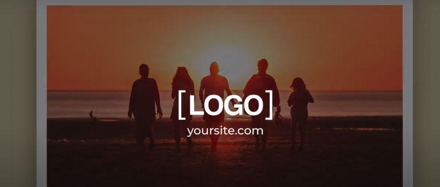 Short Logo Opener