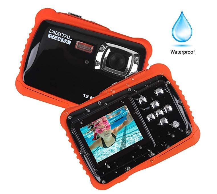 Smyidel Waterproof Mini Kid Camera
