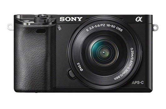 Sony A600