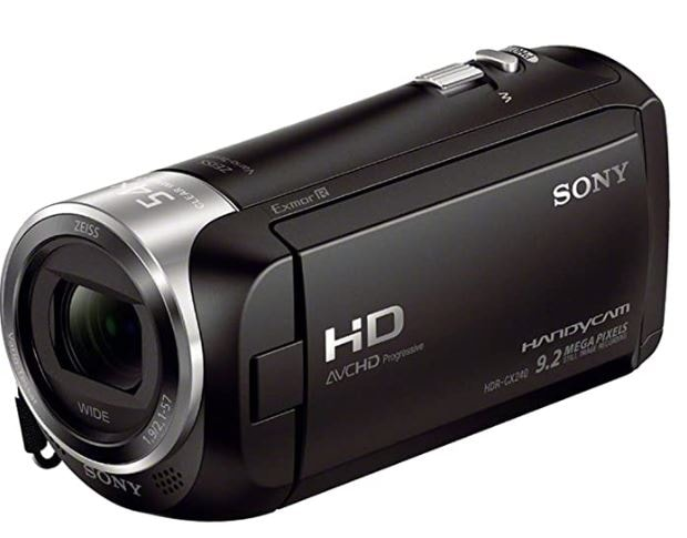 Sony CX405 Full HD